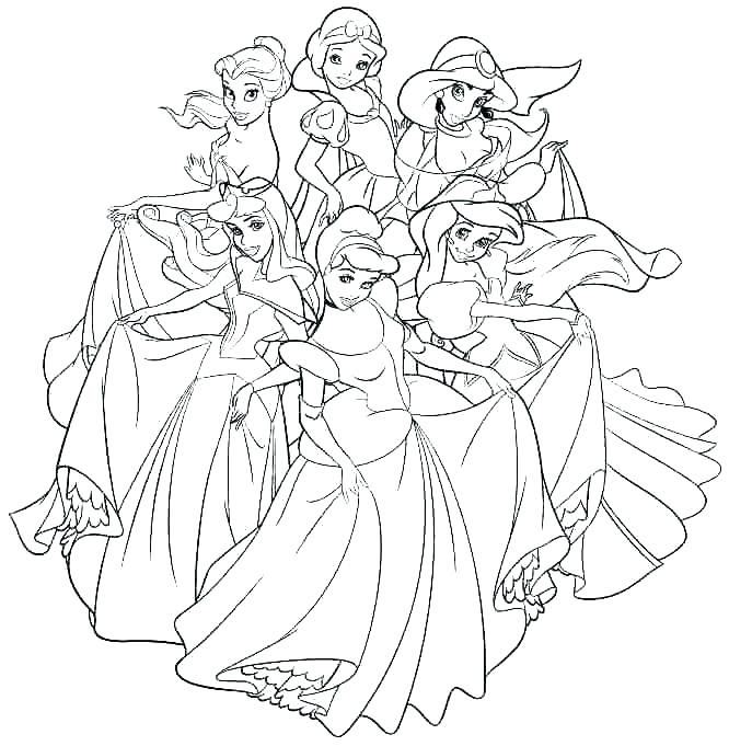 Baby Jasmine Coloring Pages at GetColorings.com | Free ...