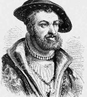 John of Leiden, 1509 - 22.1.1536, Dutch preacher, portrait, wood engraving, 19th century,  Jan Beukelszoon, Beukelszoon, Johann