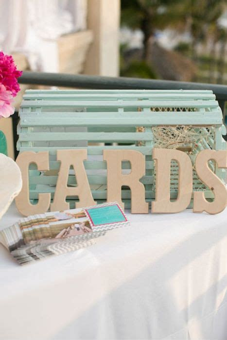 10 Wedding Card Box Ideas   Receptions, Lobsters and