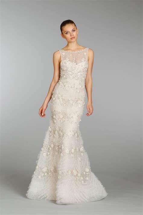 Lazaro Wedding Dress Fall 2013 Bridal 3362   OneWed.com