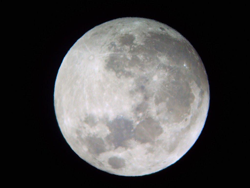 La luna llena más grande del año