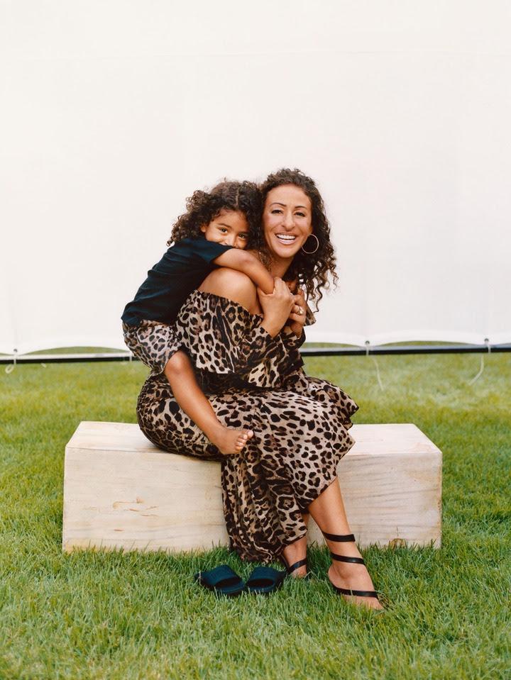 DJ Khaled and his family cover Parents Magazine (photos)