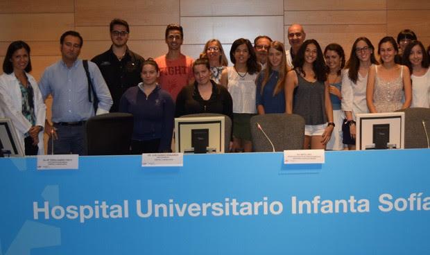 El Infanta Sofía da la bienvenida a los nuevos alumnos de Medicina