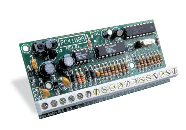 wiring diagram for dsc alarm panel