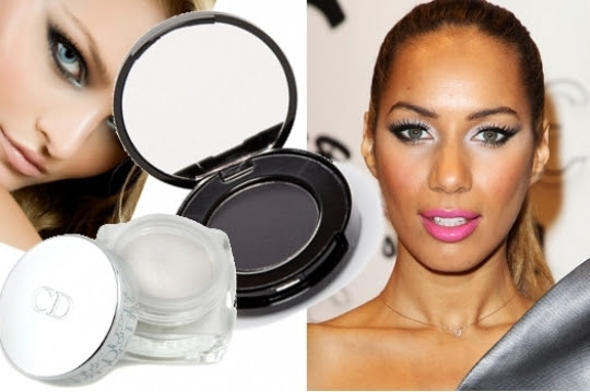 White Cat Eye Makeup The black and white combo works for all eye colors and
