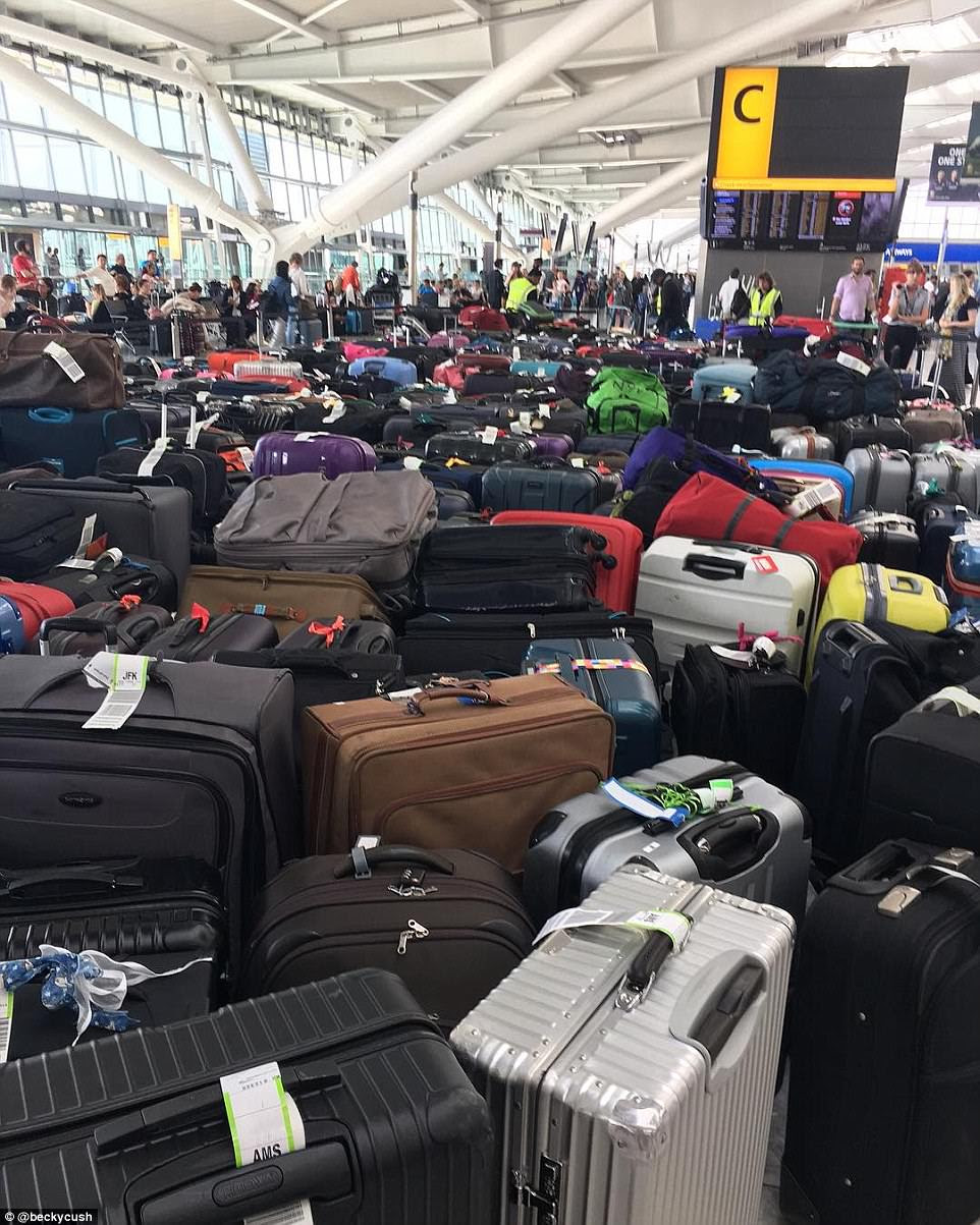 Thousands of British Airways passengers are now scrambling for somewhere to stay after a global computer system crash left them stranded