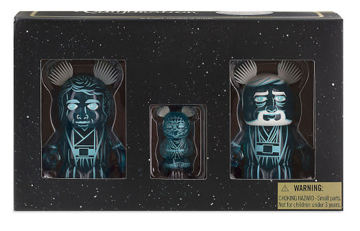 Star Wars: ROTJ Anakin, Yoda & Obi-Wan Vinylmation Set | Anakin And His Angel