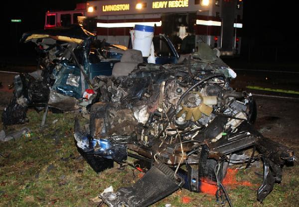 Car Accident: Polk County Texas Car Accident
