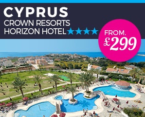 Crown Resorts Horizon Hotel - Cyprus