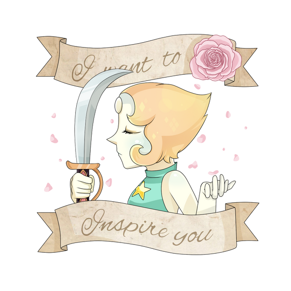 A simple Pearl design. Sorry for the delay. ):  Vote for his design and others here: www.welovefine.com/account/com…