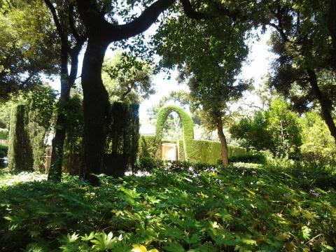 Барселона, Парк Лабиринт