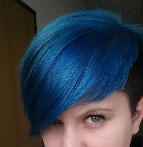 Lila Haare Ohne Blondieren