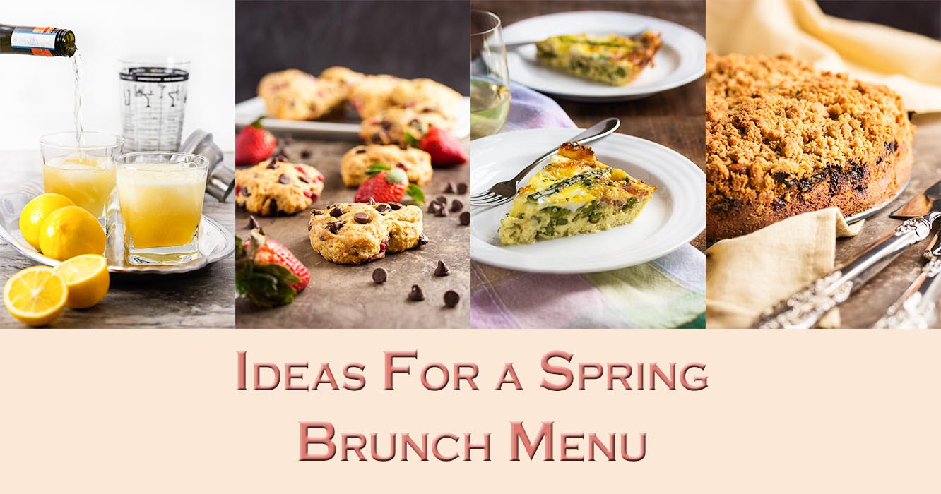 Skip The Sunday Crowds 12 Fresh Spring Brunch Recipes To Cook At