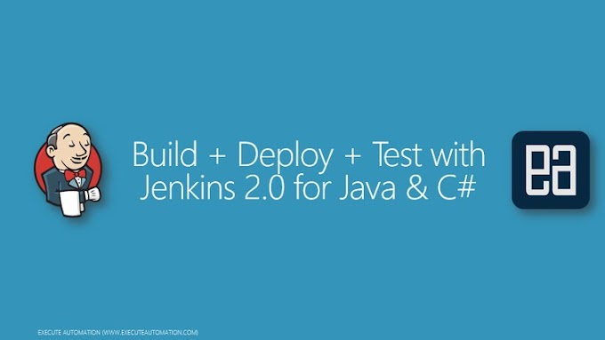 [100% Off UDEMY Coupon] - Build+Deploy+Test with Jenkins 2.0
