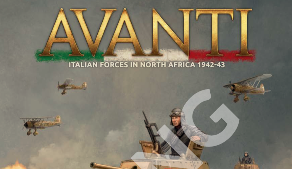 Italians In Mid War Avanti Reviewed And Spoiled No Dice No Glory