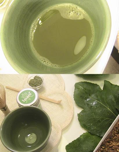 Tè Matcha