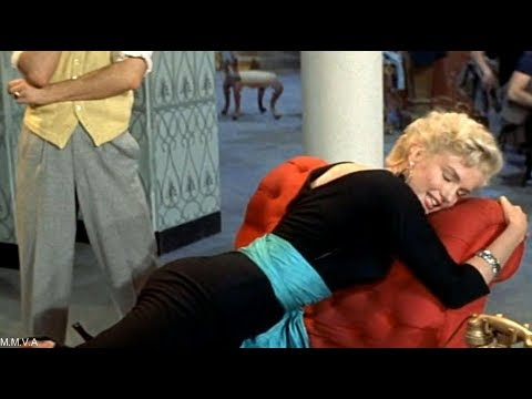 "Marilyn Monroe in ""There's No Business Like Show Business""  - ""After"", ""..."