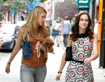 Gossip Girl's Leighton Meester wearing Milly