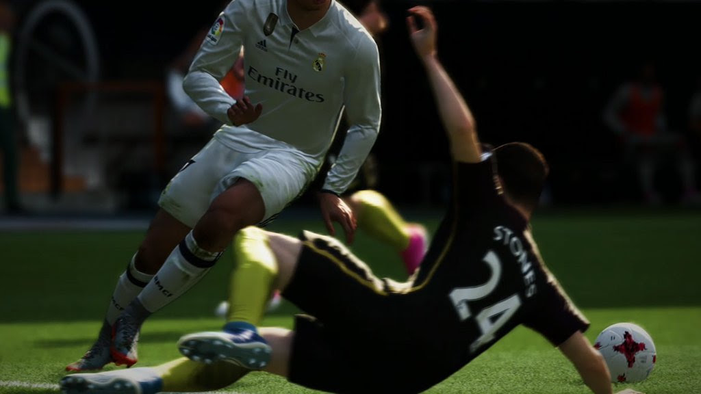 FIFA 18 gameplay and story mode trailer unveiled screenshot