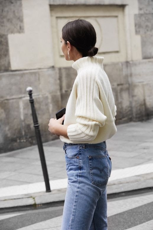 Le Fashion Blog 12 Cream Turtlenecks To Shop Now Via Harper And Harley