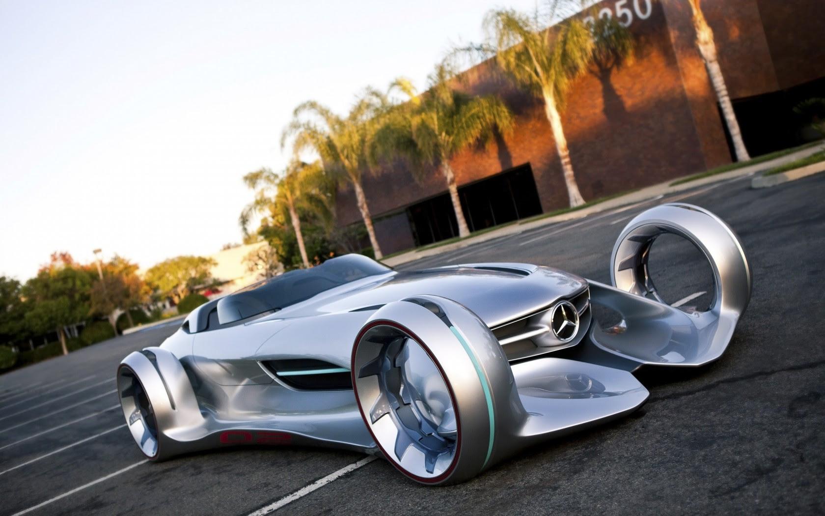 Mercedes Benz Silver Arrow Concept Wallpaper | HD Car ...