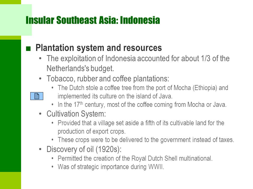 Chapter 10 – Southeast Asia  ppt download