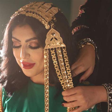 Fashionista Dana Al Tuwarish Celebrates Wedding in Dar