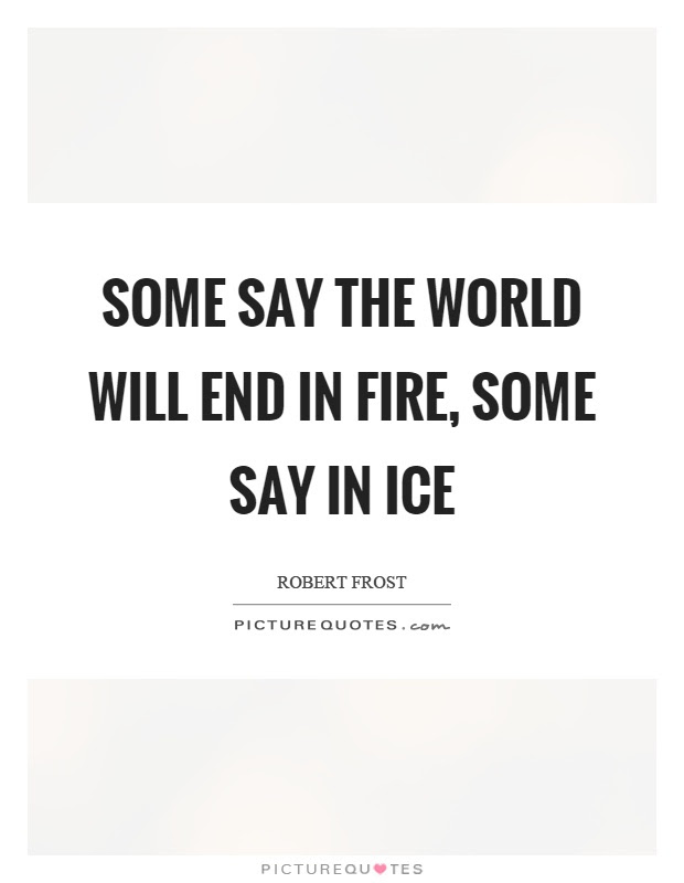End Of The World Quotes Sayings End Of The World Picture Quotes