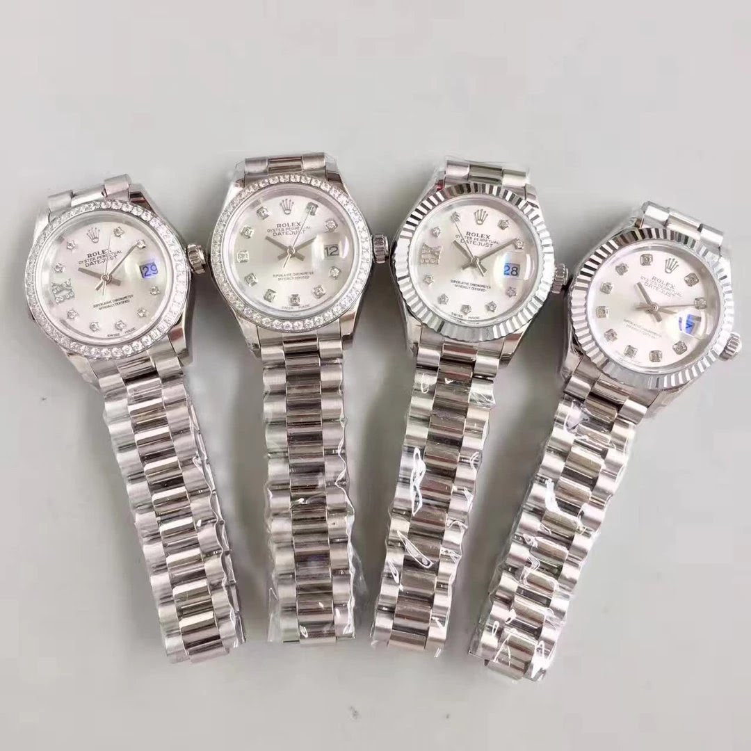 28mm Lady Rolex Datejust Collection