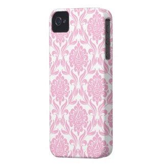 Pink Damask Pattern casematecase
