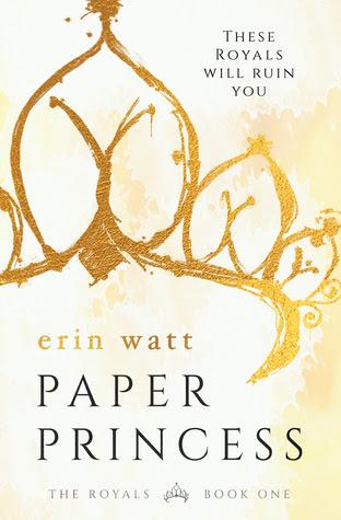 Resultado de imagen de paper princess erin watt