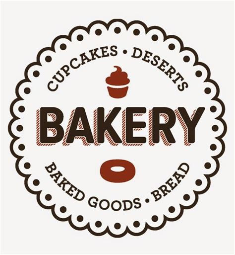 bakery logos     set  vector bakery
