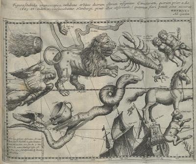 Uranoscopica Henricus 1665
