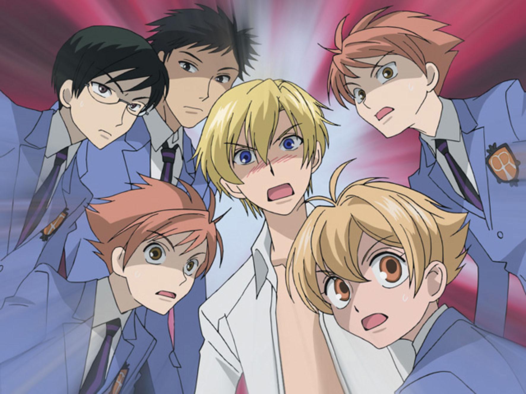 Ouran High School Host Club Volume 1 News Anime Uk Anime And