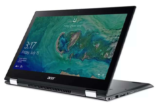 Acer Announced New Swift, Spin and Switch Convertible Windows 10 Laptops