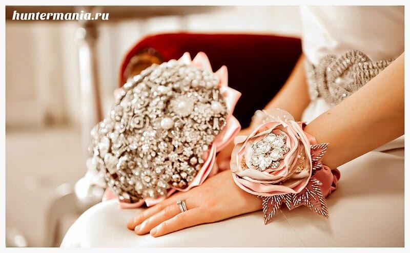 Какие бывают свадебные букеты