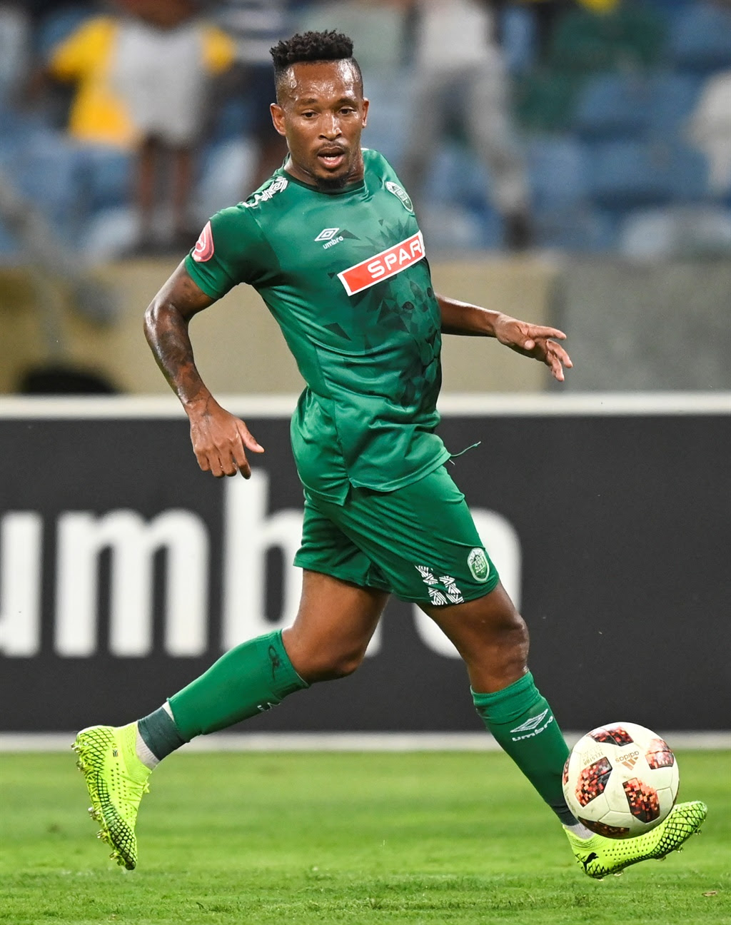 AMAZULU ARMED FOR LEOPARDS!