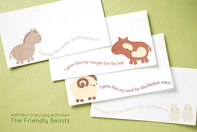 The Friendly Beasts Tags