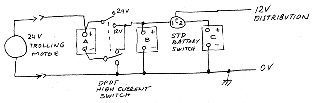 24 Volt Starter Wiring Diagram - Drivenheisenberg