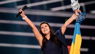 Jamala, guanyadora d'Eurovisió 2016