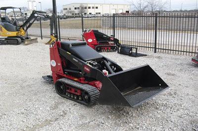 Compact tractor attachments: Toro dingo for sale