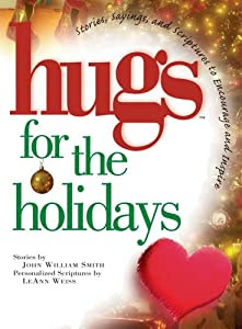 "Cover of ""Hugs for the Holidays: Stories,..."