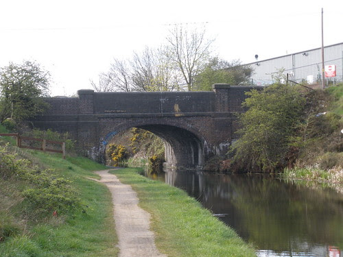 Anglesey Bridge, Wyrley & Essington Canal, Anglesey Branch