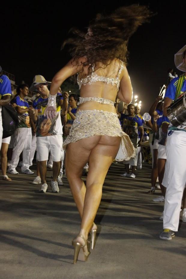 Roberta,dançarina do faustão  (Foto: Philippe Lima / Agnews)