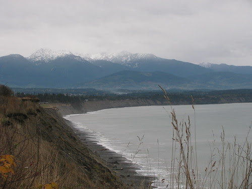 Dungeness National Recreation Area