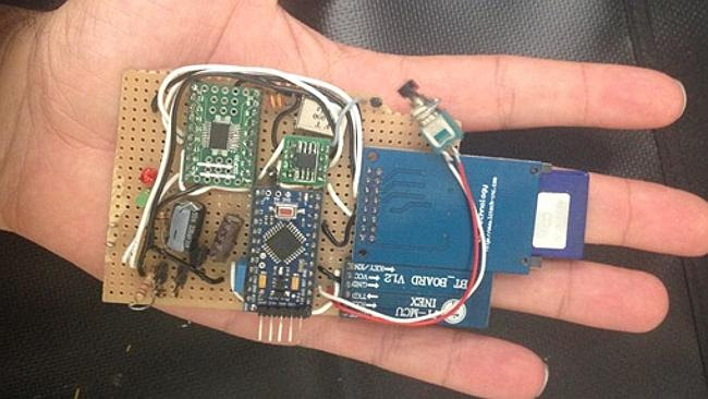 This tiny device could be a hacker's key to your car.