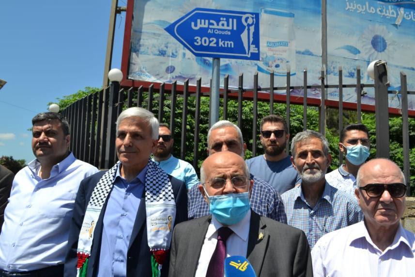 خلال التدشين في طرابلس