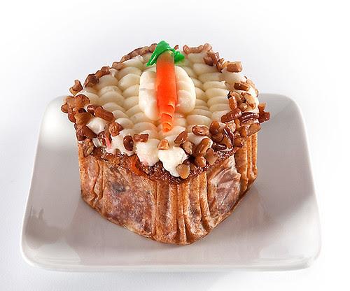 Carrot Cake Signature Cupcake