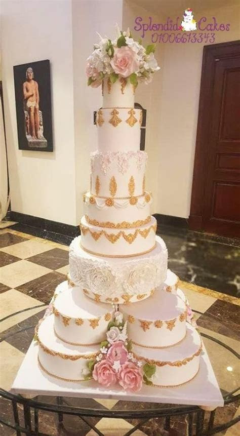 17 Best ideas about Royal Wedding Cakes on Pinterest