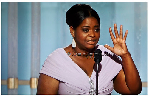 Octavia Spencer by Photography by Connie Bolger Concepts